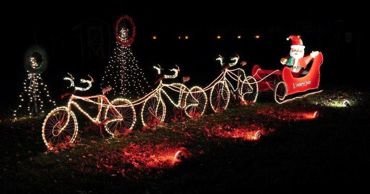 Babbo Natale In Bicicletta.Idee Regalo Per Natale Dedicate Agli Amanti Della Bicicletta