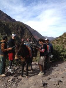 viaggiare in bici in Marocco