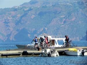 bici e barca a lipari