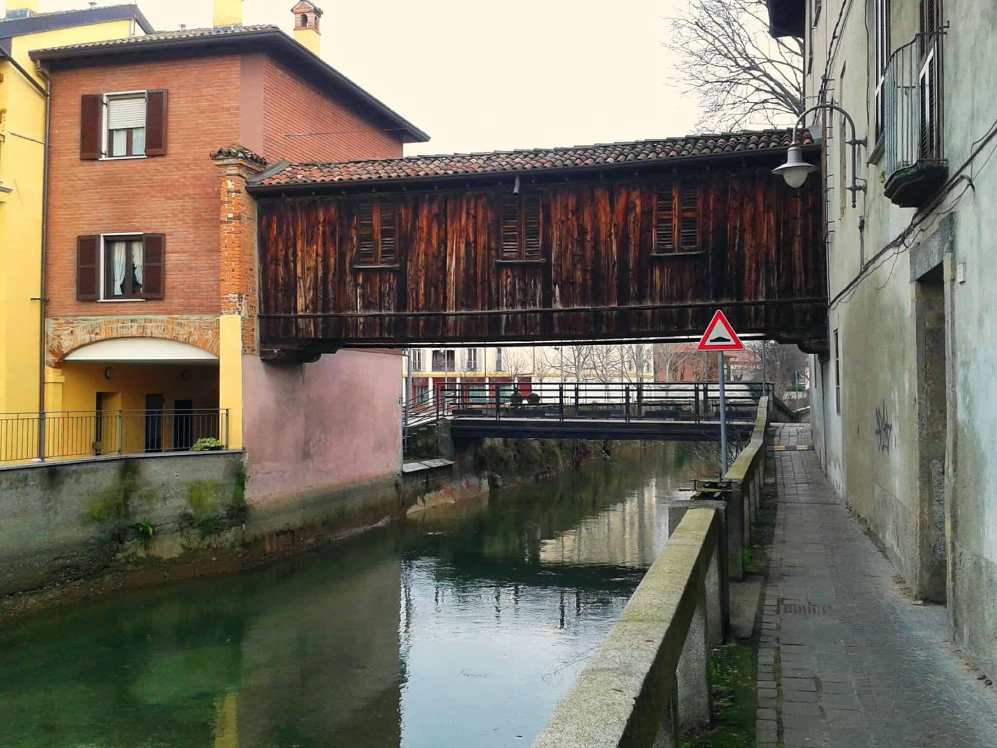 Una pedalata a milano nei tempi perduti viaggi e vacanze for Ponte sul davanti della casa