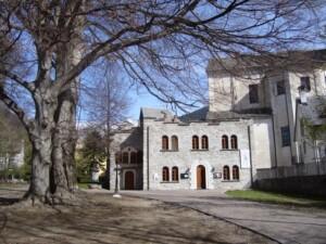 sede del museo degli spazzacamini