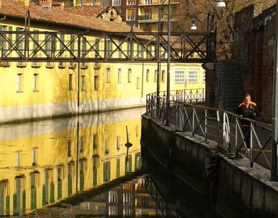ciclabile martesana Milano