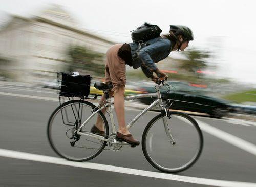 bicicletta aziendale