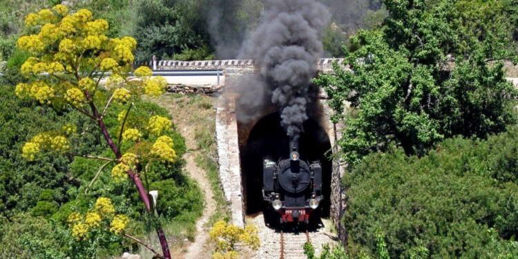 percorsi nelle vecchie ferrovie