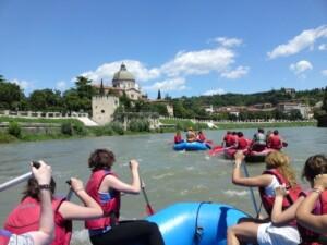 rafting a verona