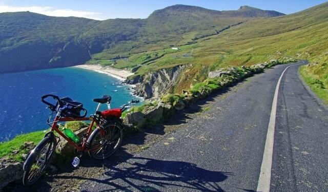 irlanda in bicicletta