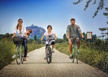 padova in bicicletta