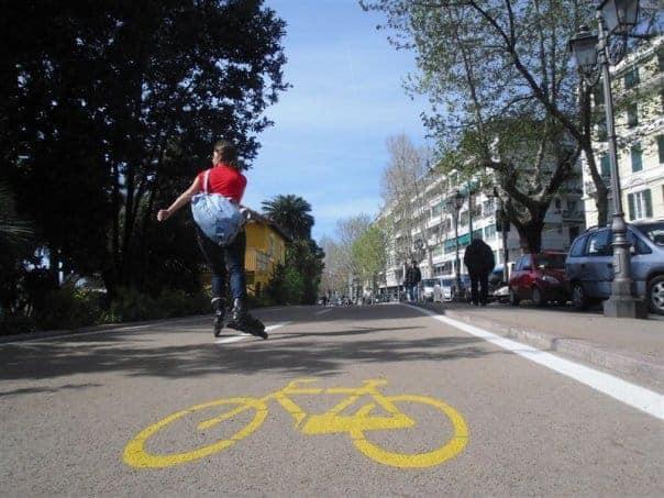 sanremo by bike