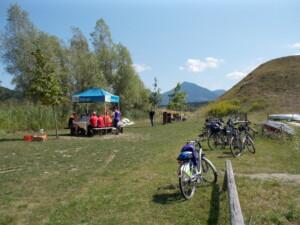 pranzo bici quota
