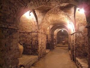 marche sotterranei abbazia fiastra