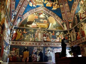 tolentino interno basilica