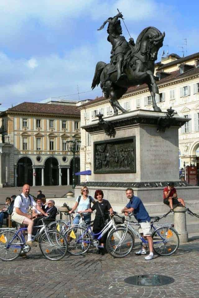 torino in bicicletta