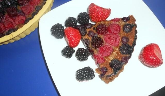 ricetta torta frutta