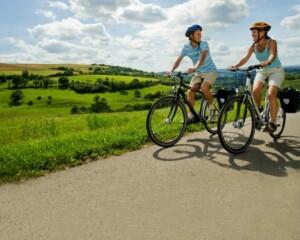 viaggio in bici umbria