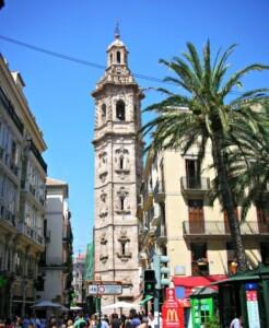 centro storico valencia