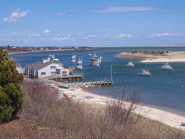 cape cod in bici