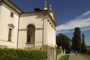 Villa Molin - Ciclabile del Canale Battaglia - Padova