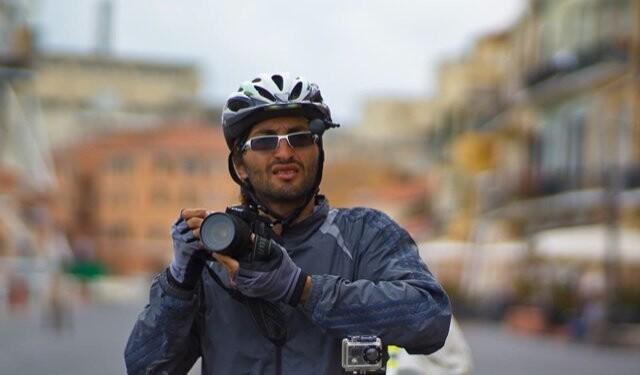 i viaggi in bici di baki