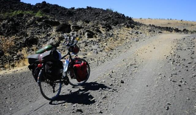 viaggiare in bicicletta in turchia