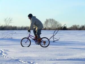 snow bike valtellina