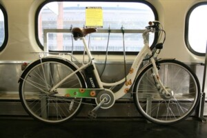 Bici in treno Richard Masoner (Flickr)