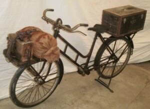 lavorare in bici