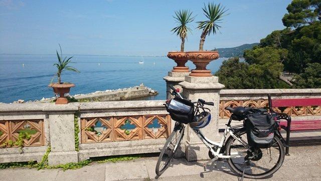fvg e bicicletta