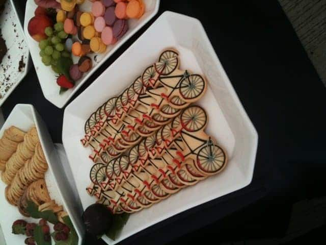 bike cookies Flickr