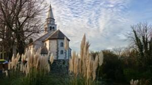 chiesa sulla strada