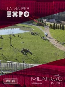 itinerario per expo in bici
