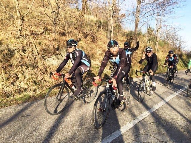 itinerari in bici romagna