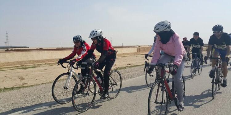 cicliste afghanistan