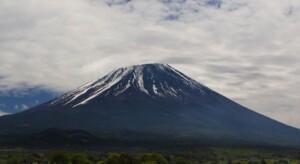 L'Eroica in Giappone, nel parco Fuji
