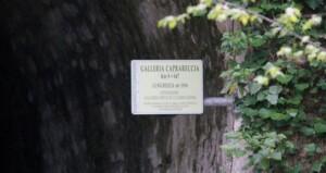 Gallery Caprareccia