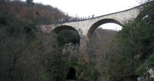 One of the viaducts to Sant'Anatolia