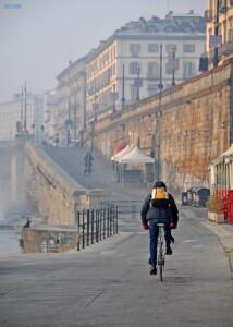 ciclista torino