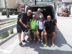 gruppo ciclisti