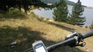 la sila in bicicletta