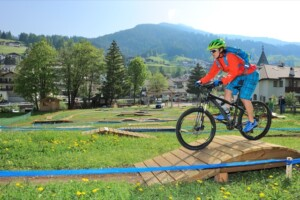 Skillpark, Mountainbike School Ortisei
