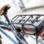 La batteria può essere inserita nel portapacchi oppure direttamente integrata nel telaio.