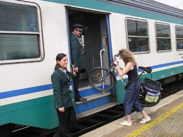 agevolazione per bici treno