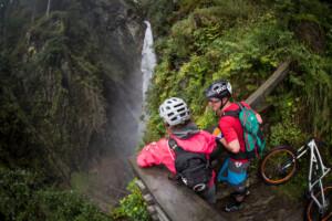 Mountainbiketour Wildkogel - Schlucht