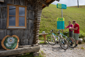 E-Mountainbiketour Maria Alm