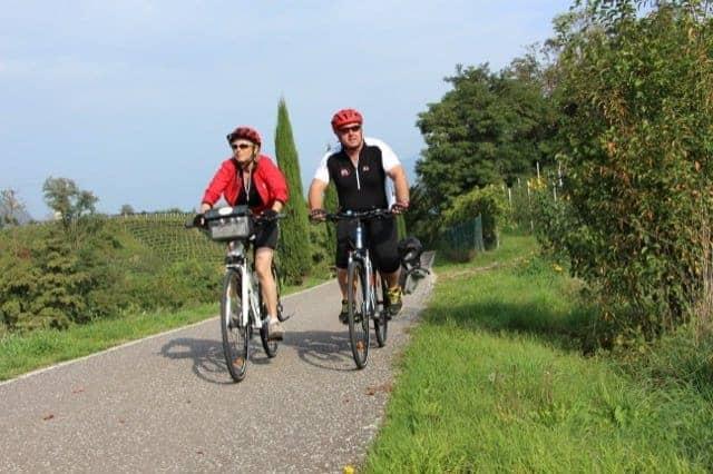 Nuove guide con tracce gps per scoprire in bicicletta l'Alto Adige