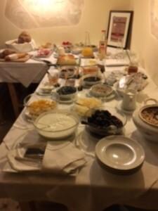 colazione in malga