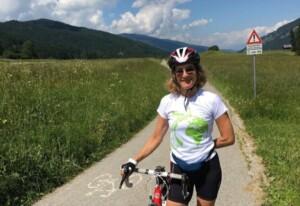 itinerario dolomiti bici da corsa
