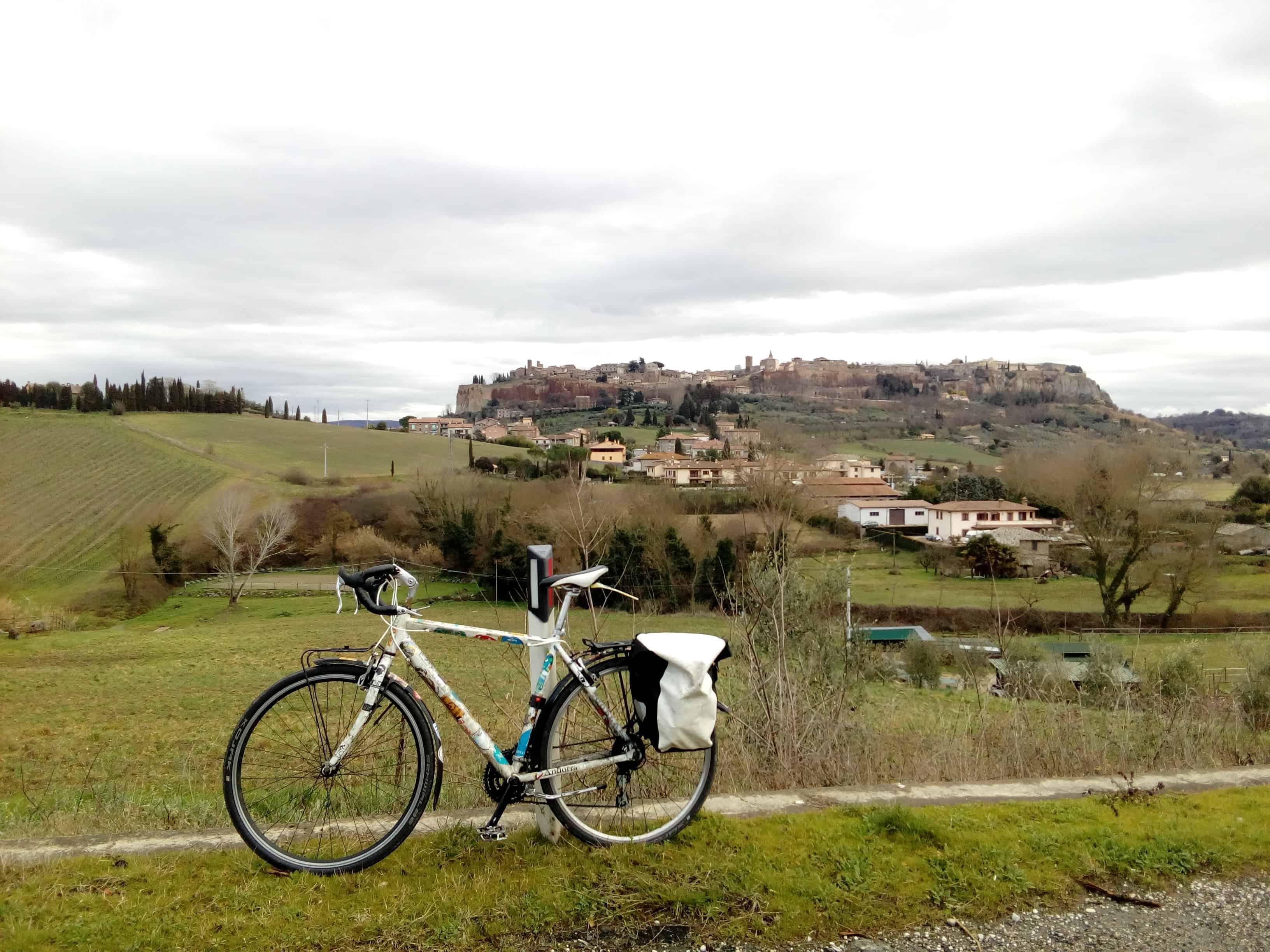 Orvieto – Tarquinia, Etruria in bicicletta