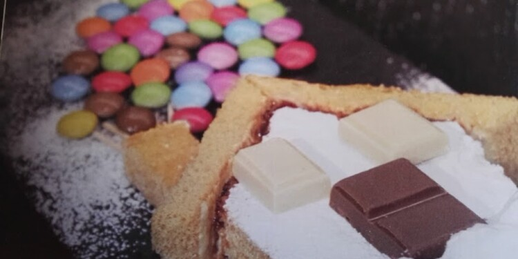 ricetta torta UP