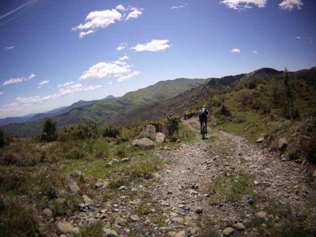In Val di Taro pedalare è una immersione nella natura