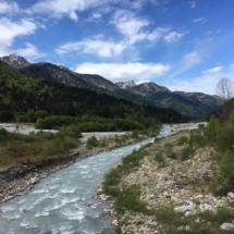 ciclovia alpe adria _viagginbici